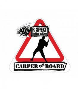 Samolepka Carper on Board R-SPEKT