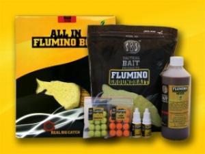 SBS Baits All In Flumino Box N-Butyric 1,5kg
