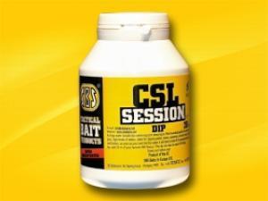 SBS Baits CSL Session Dip Frankfurter Sausage 250ml