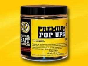 SBS Baits Premium Pop Ups M1 16,18,20mm 100gr
