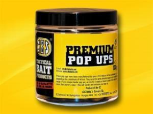 SBS Baits Premium Pop Ups M3 16,18,20mm 100gr