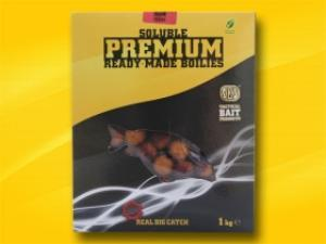 SBS Baits Soluble Premium Ready-Made Boilies Friut&Nut 20mm 1kg