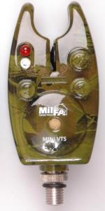 Signalizátor Milfa Mini VTS camu