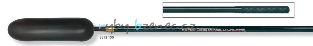 SPRO Zakrmovací lopatka + rukojeťDeLuxe Baitlauncher Stick + Cup 120cm