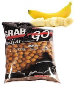 Starbaits Boilies Grab&Go Banana 14mm 500gr