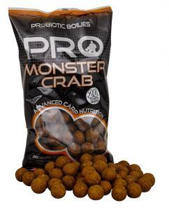 Starbaits Boilies Probiotic Monster Crab 14mm 1kg