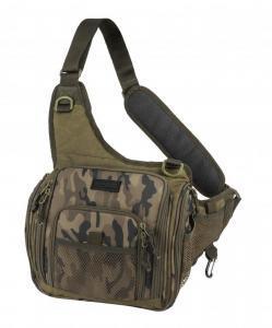 Taška přívlačová SPRO Double Camou Shoulder Bag