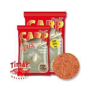 Timár Krmítková směs Carp Plus Feeder Carp Červený 3kg