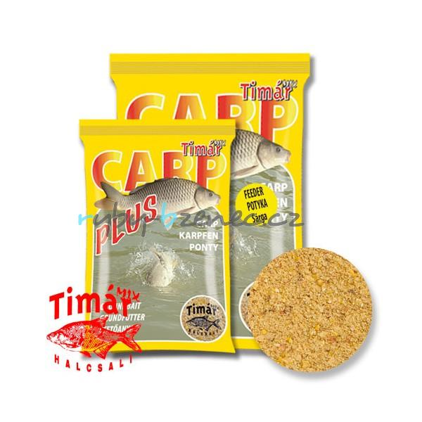 Timár Krmítková směs Carp Plus Feeder Carp Žlutý 3kg
