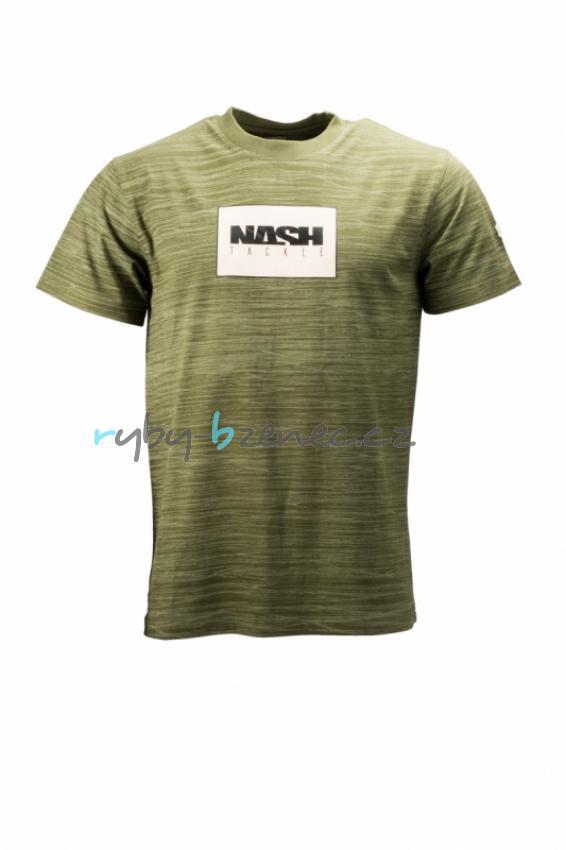 Nash Tričko Green T-Shirt vel. XL