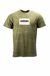 Tričko Nash Green T-Shirt vel. XXXL