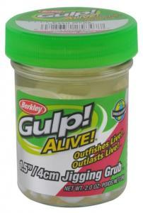 Twister Gulp Alive Chartreuse