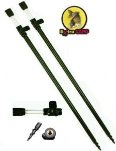 Vidlička zavrtávací ExtraCarp Bank Stick 60-110cm