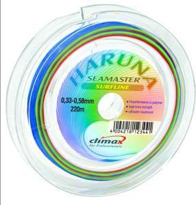 Vlasec Climax Haruna Surf Line  0,28 - 0,58mm 5 x 15m