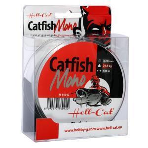 Vlasec Hell-Cat Ultra Catfish Mono Clear 0,65mm 300m