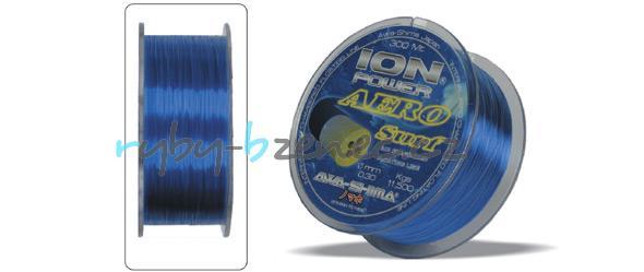 Awa-Shima Vlasec Ion Power Aero Surf 0,37mm 300m