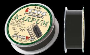 Awa-Shima Vlasec Ion Power Karpum Feeder 0,286mm 300m