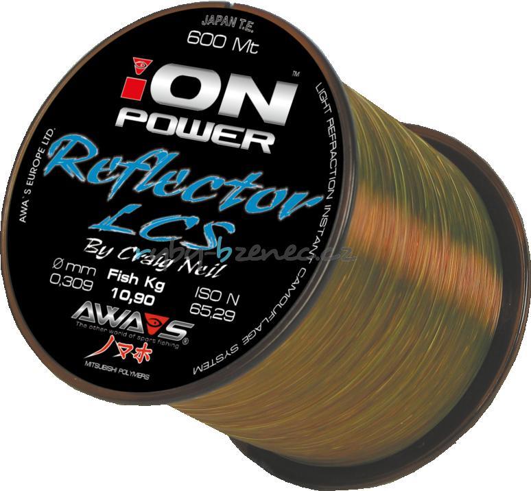 Awa-Shima Vlasec Ion Power Reflector LCS 0,324mm 600m