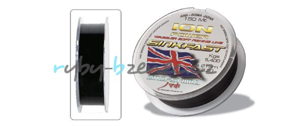 Awa-Shima Vlasec Ion Power Sinkfast 0,203mm 150m
