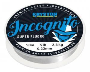 Vlasec Kryston Incognito Super Fluoro 0,40mm 18lb/8,2kg 20m