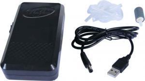 Vzduchovadlo baterie +12V (USB konektor) Plastilys