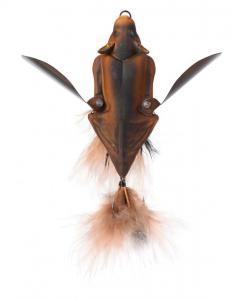 Wobler SG 3D Bat 7cm 14gr Brown