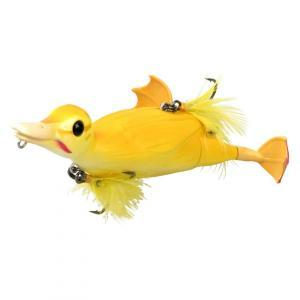 Wobler SG 3D Suicide Duck 10,5cm 28gr Yellow