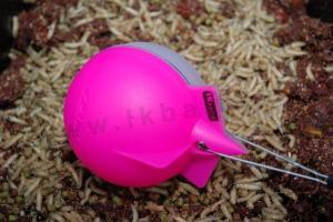 LK Baits Zakrmovací raketa Crash Feeder Ball