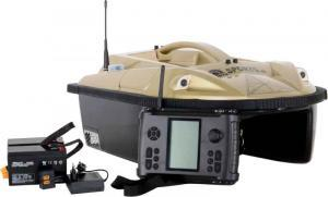 Zavážecí loďka Prisma 5 + Sonar + GPS + 24 000mAh AKU